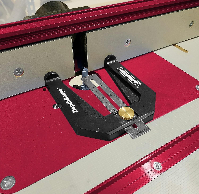 Milescraft 86010713 Depth Gauge Measuring Tool
