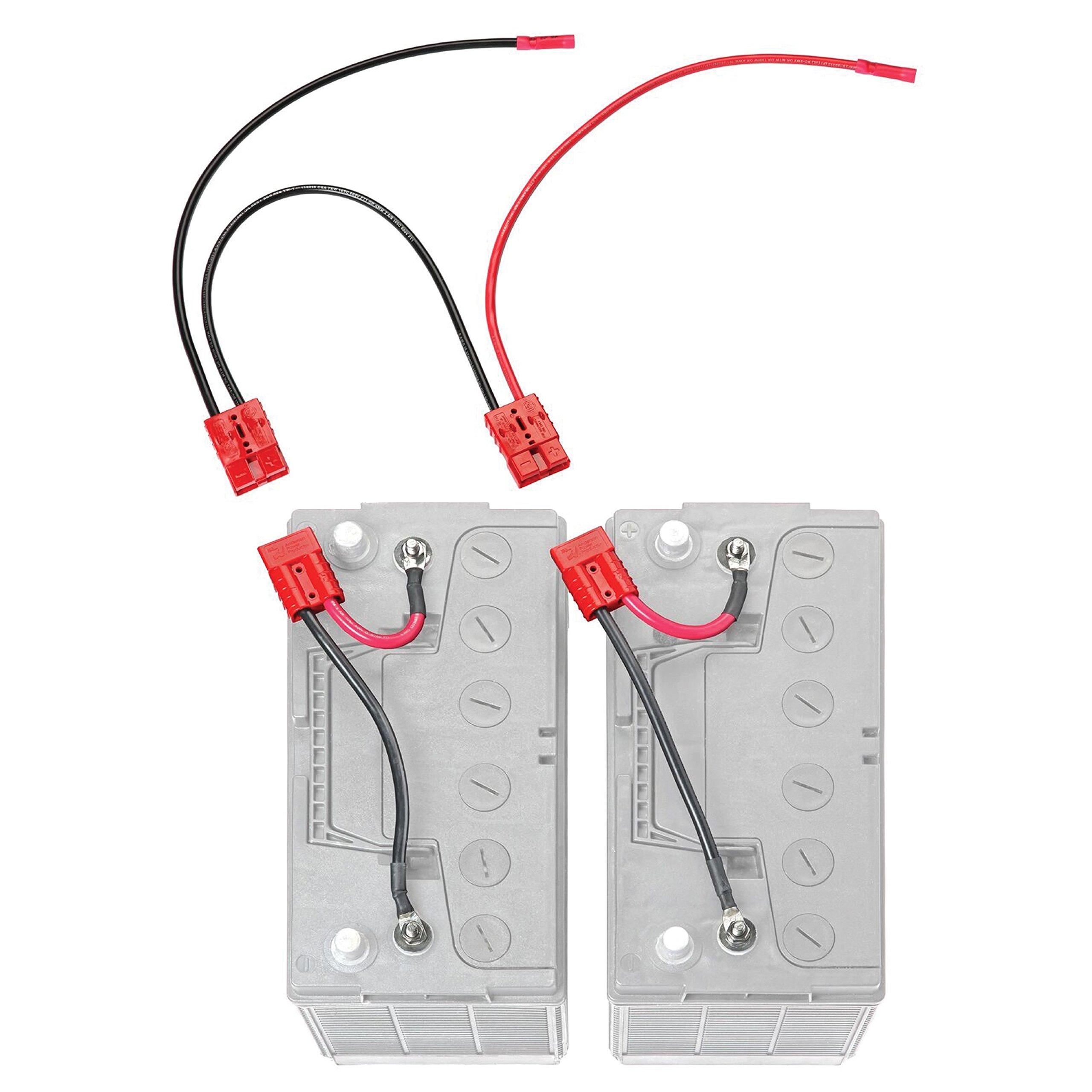 Connect Ease CE24VBK Easy 24V Trolling Motor Connection Kit