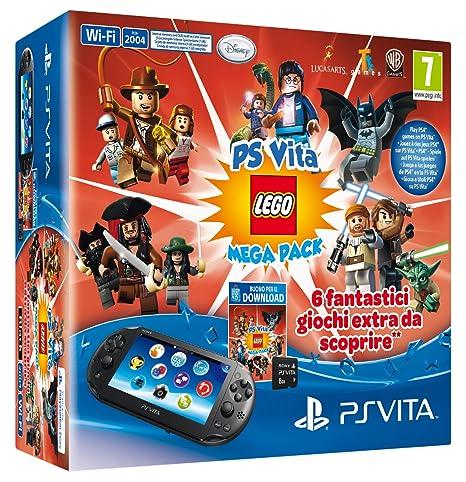 Playstation Vita - Console 2000 Wi-Fi + Memory Card 8Gb + ...