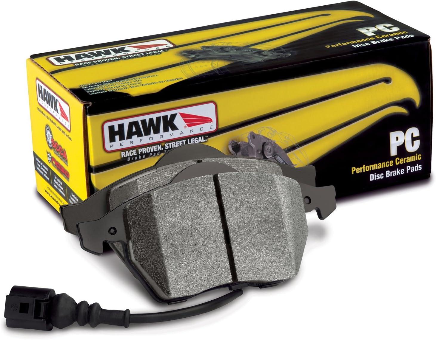 Hawk Performance HB725B.650 High Performance Street 5.0 Brake Pad