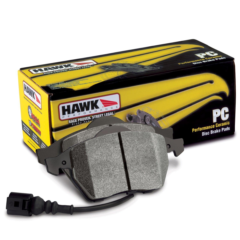 Hawk Performance HB642Z.658 Performance Ceramic Brake Pad
