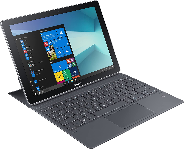 Samsung Galaxy Book W720 30,44 cm Convertible Tablet: Amazon.de ...