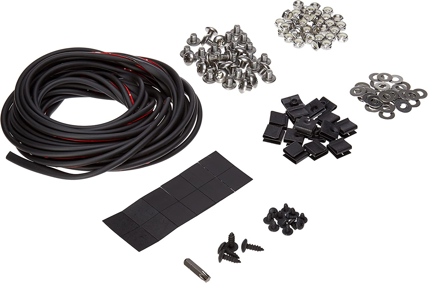 Bushwacker PK1-20503 Complete Hardware Kit for 20503-02