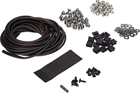 Bushwacker PK1-40921 Complete Hardware Kit for 40921-02