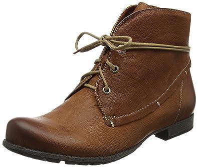 Think Damen Denk_181023 Desert Boots, Braun (Sattel/Kombi 52), 37 EU