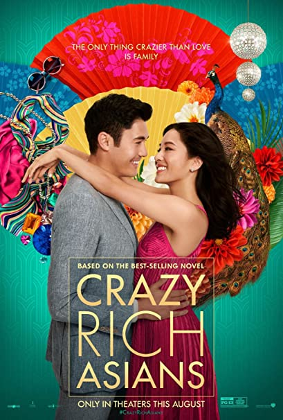 Image result for crazy rich asians poster