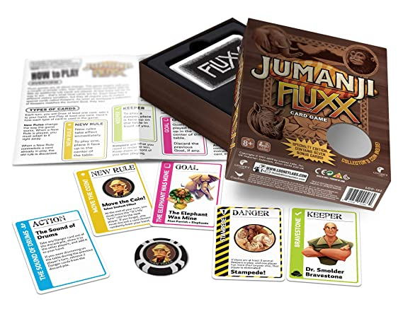 Looney Labs LON00103 - Juego de Cartas: Amazon.es: Juguetes y juegos