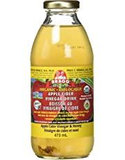 Bragg Live Food Organic Apple Cider Vinegar Drink Honey