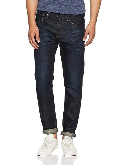 Jack & Jones Men's Erik Relaxed fit Jeans Men's Jeans at amazon