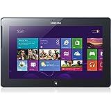 Samsung ATIV Tab 25,7 cm (10,1) Tablet (Qualcomm, Dual-Core, 1,5GHz, 2GB RAM, 32GB interner Speicher, Touchscreen, Win RT) metallic silber