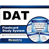 DAT Flashcard Study System: DAT Exam Practice Questions & Review for the Dental Admission Test (Cards)