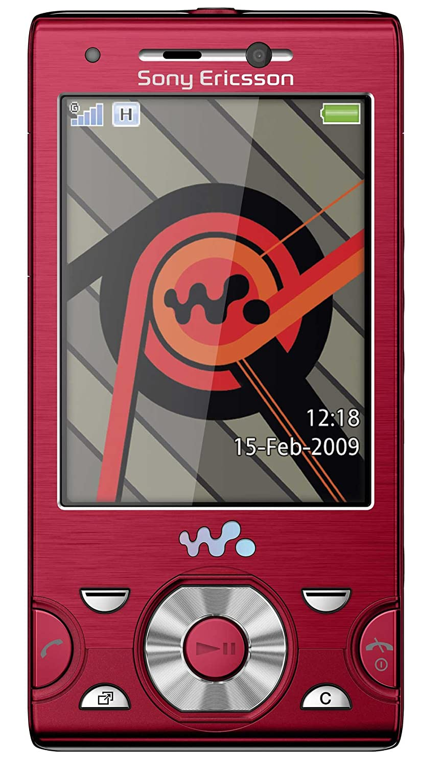 Comparer SONY ERICSSON W995 ROUGE