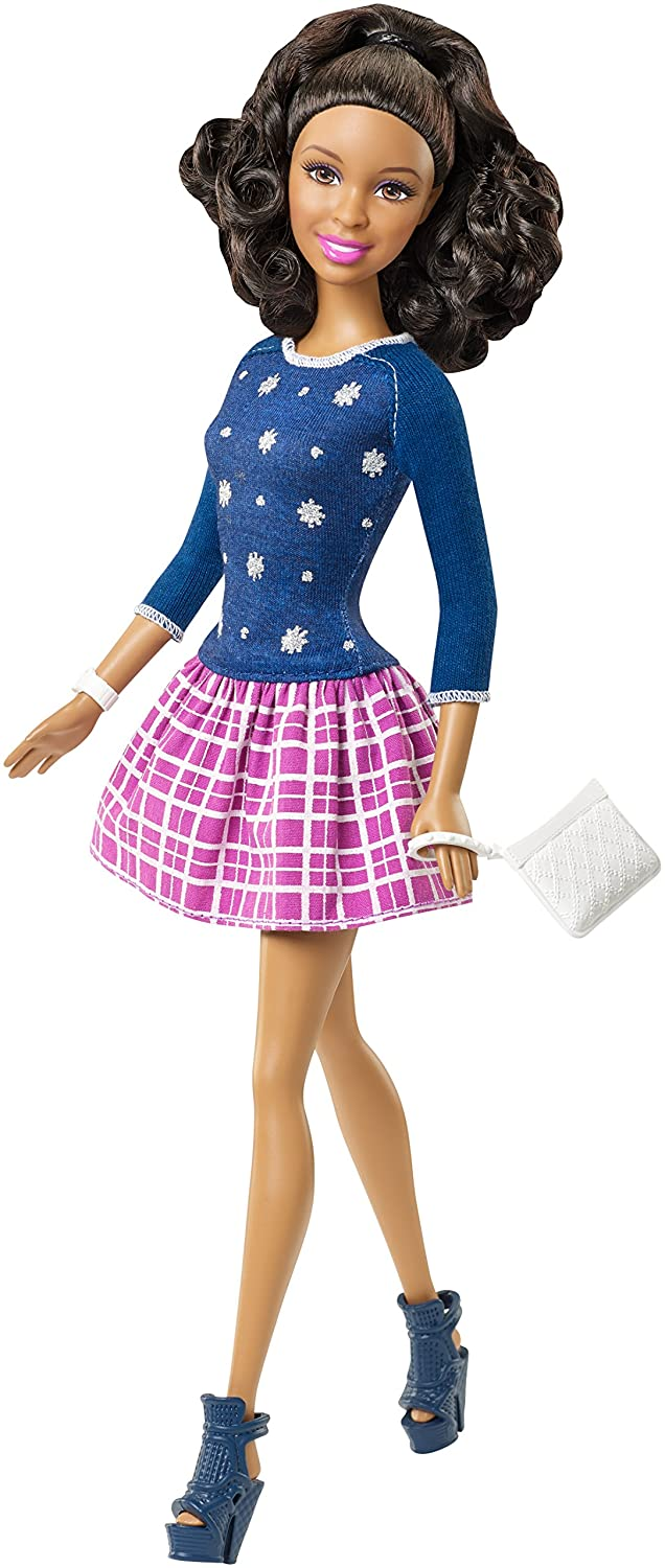 Barbie fashionistas nikki doll 72