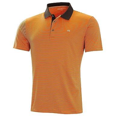 5231cfc0 Calvin Klein Mens Interval Polo Shirt: Amazon.co.uk: Clothing
