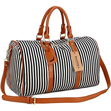 top selling Baosha HB-24 Ladies Canvas Weekender