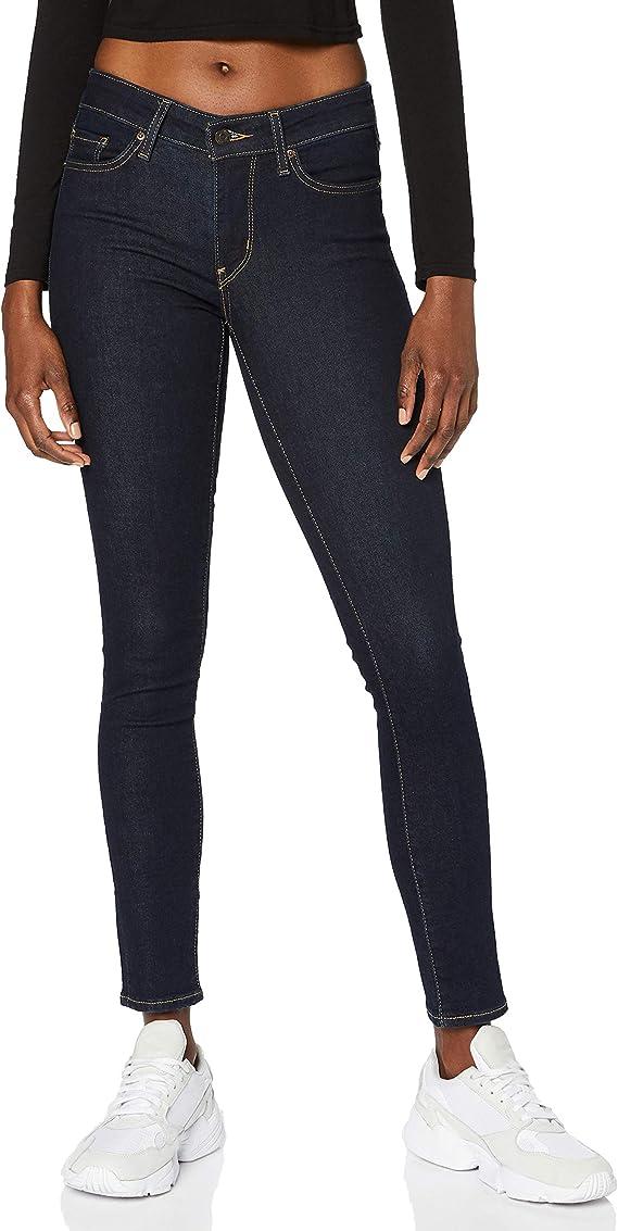 Jeans Levi's P711 Skinny en promotion