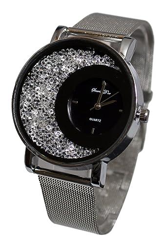 Dolce Vita - Estuche de regalo con reloj para mujer y pulsera: Amazon.es: Relojes