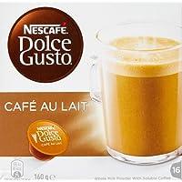 NESCAFÉ Dolce Gusto Cafe Au Lait, 16 Capsules (160g)