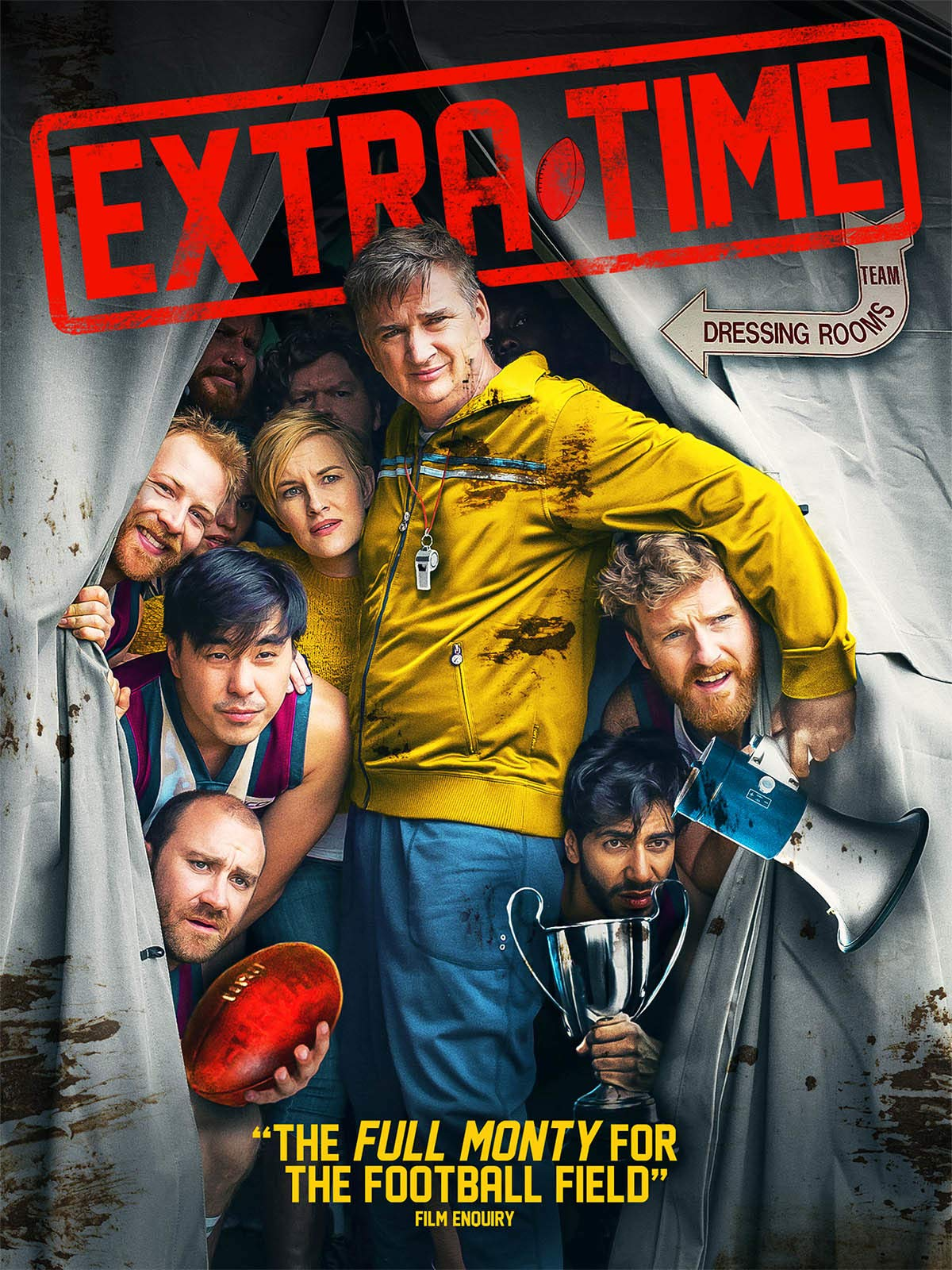 Extra Time on Amazon Prime Video UK