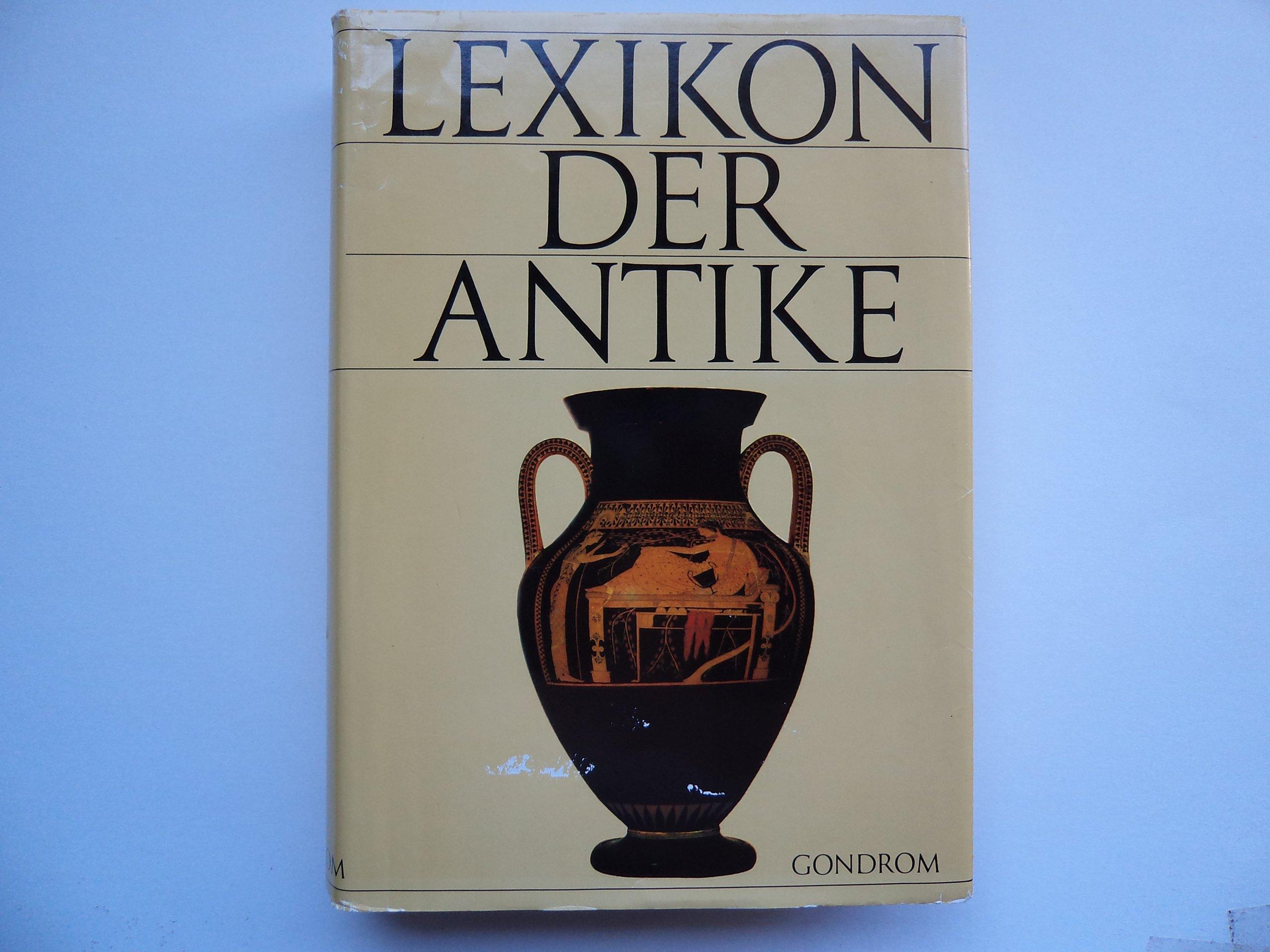 Lexikon der Antike