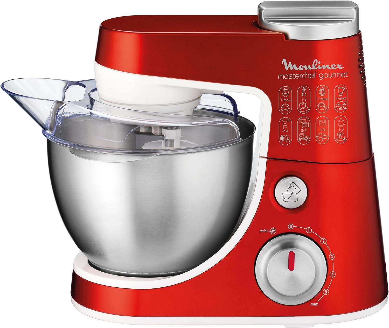 Moulinex Mastercheff Gourmet - Robot de cocina, 900 W, con bol de ...