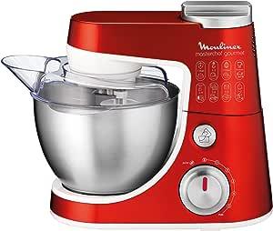 Moulinex Mastercheff Gourmet - Robot de cocina, 900 W, con bol de 4 litros: Amazon.es: Hogar