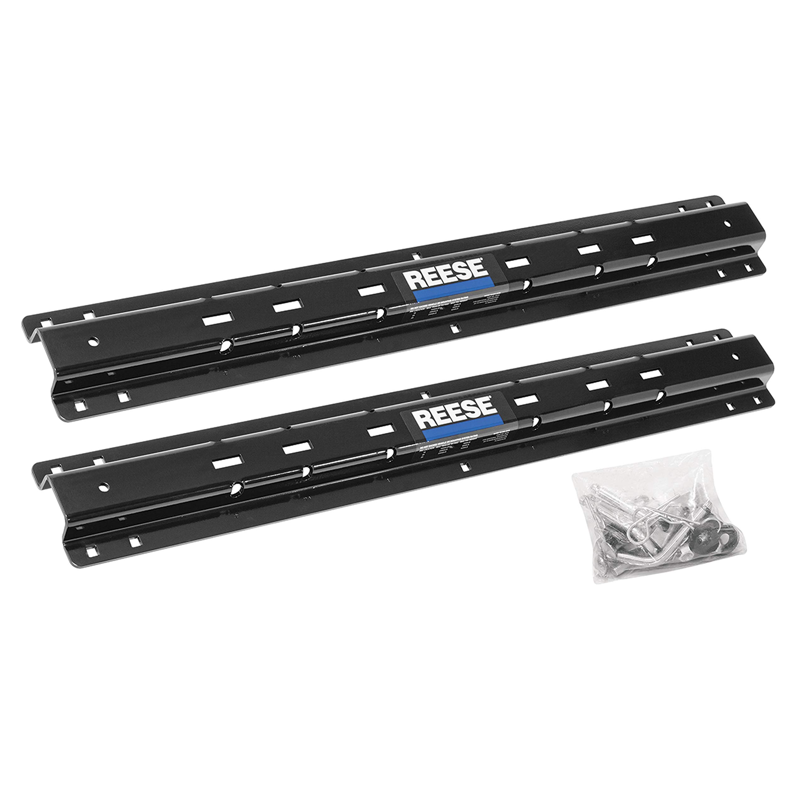 Reese 30153 Rail & Installation Kit F/R by Reese
