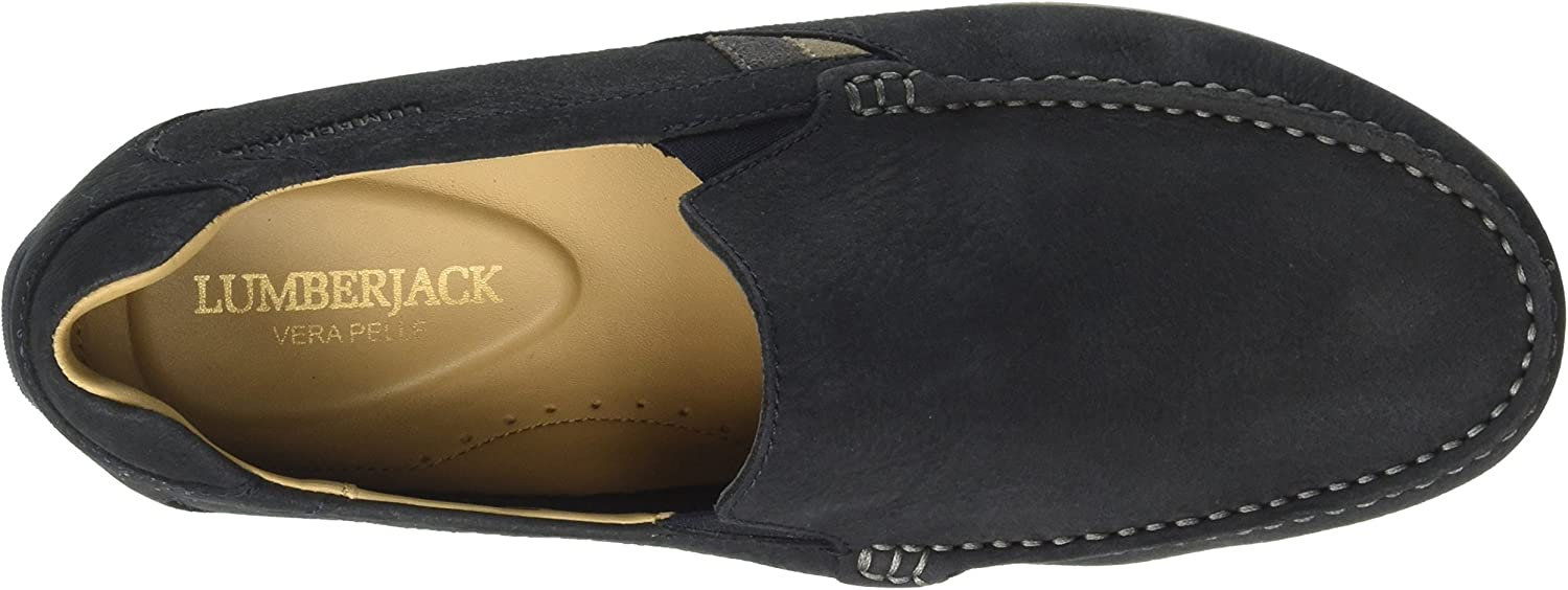 lumberjack Passo Sm11102, Men's Loafers Blue Navy Blue Cc001