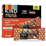 KIND Minis, Peanut Butter Dark Chocolate, 7 Oz (Pack Of 10)