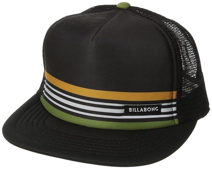 6fa78103825 Amazon.com  Billabong Men s Spinner Adjustable Trucker Hat