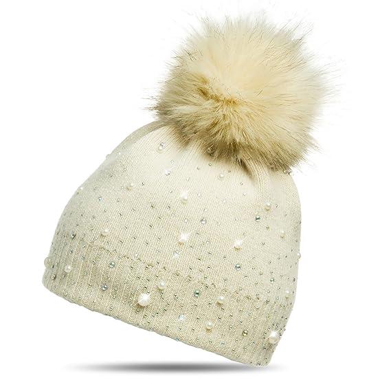tricoter un bonnet d'hiver