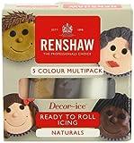 Renshaw Natural Colour Multipack 500 g