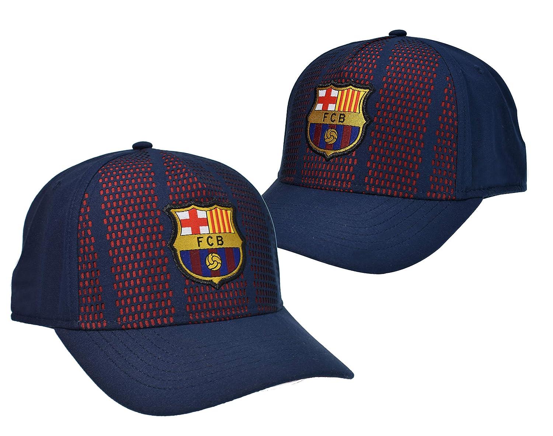 offizielle Kollektion Spanien Fu/ßball-Liga Kappe Bar/ça FC Barcelona