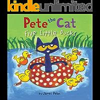 Pete the Cat: Five Little Ducks