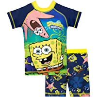 Spongebob Boys Sponge Bob Squarepants Swim Set