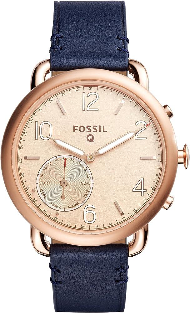 Fossil Reloj Mujer de Analogico FTW1128: Amazon.es: Relojes