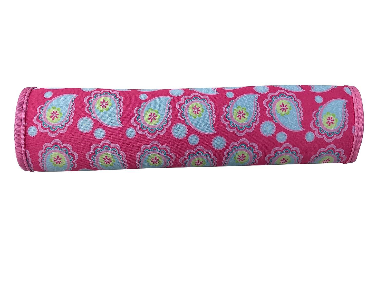 Car seatbelt protector car seat seatbelt pad for girls and ladies - by Heckbo. safety belt shoulder pad shoulder cushion pink