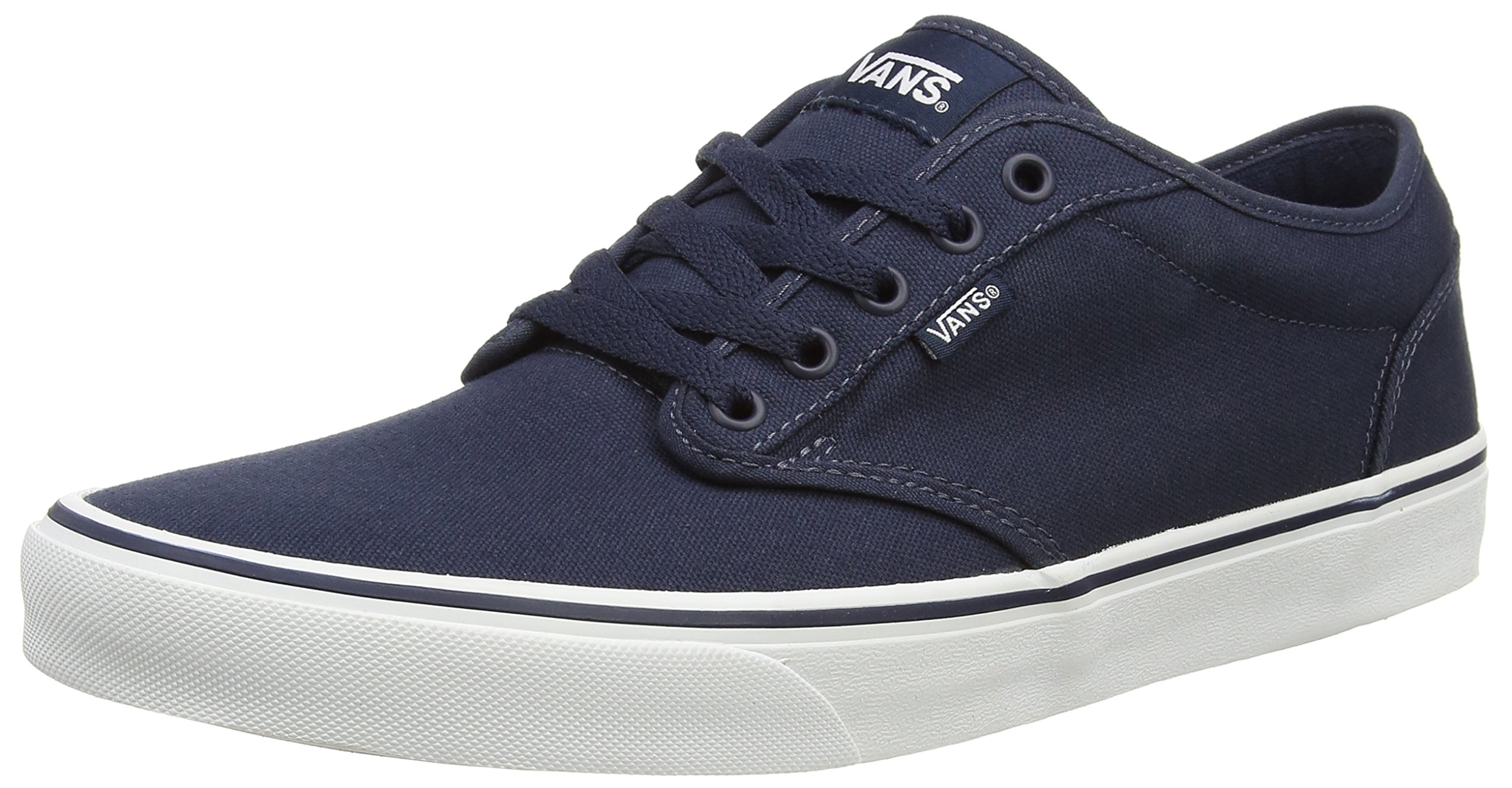 Vans Atwood, Men's Low-Top Sneakers, Blue (Canvas - Navy/White), 5.5 UK (38.5 EU)