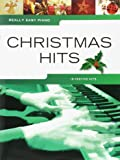 Really Easy Piano Christmas Hits Easy Piano Book