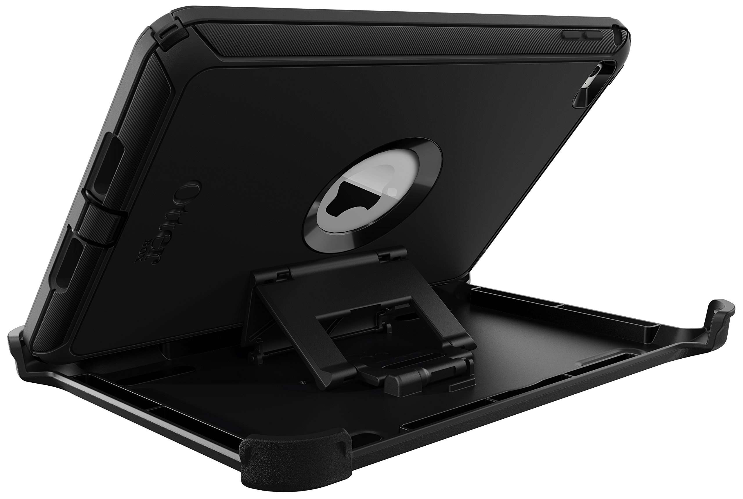 OtterBox DEFENDER SERIES Case for iPad Mini 4 (ONLY) - Retail Packaging - BLACK by OtterBox (Image #5)