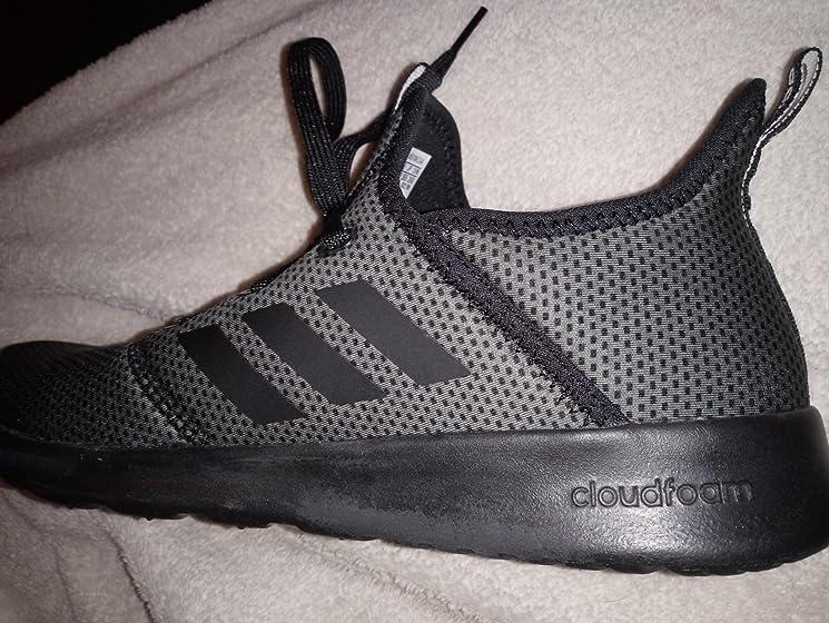 adidas Women's Cloudfoam Pure Running Shoe Scuffed all around soles