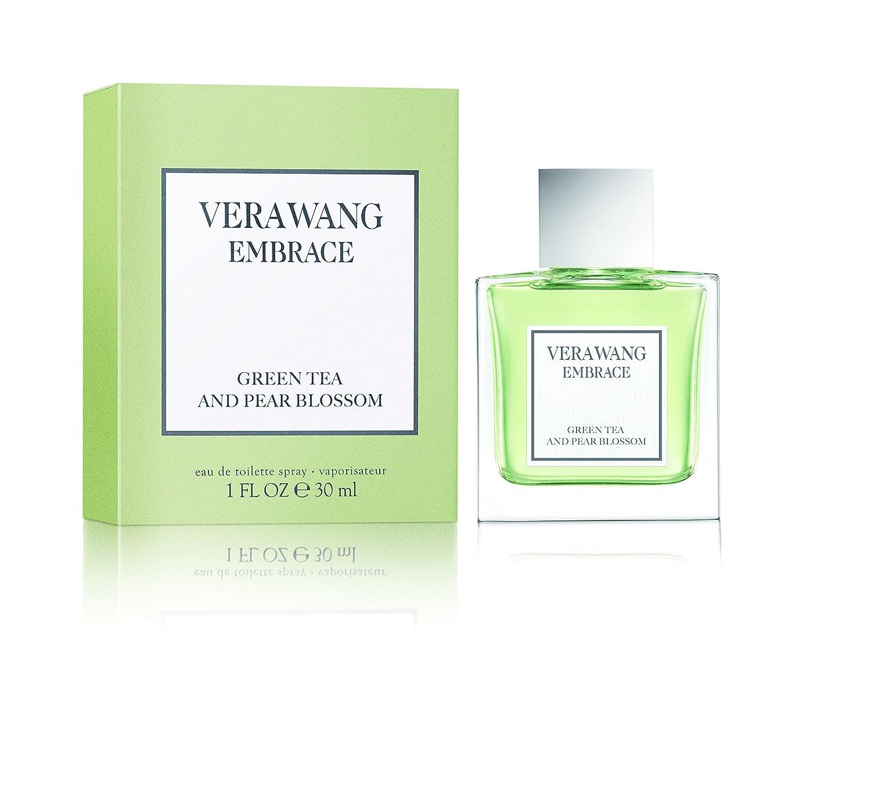 Vera Wang Embrace Eau de Toilette Rose Buds and Vanilla Scent 1 Fluid Oz. Women's Cologne Romantic, Floral and Warm Fragrance Coty Beauty Hazmat 67111697000