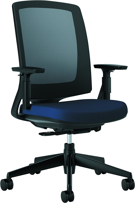 HON Lota Mesh Back Office Chair, in Navy (H2281)