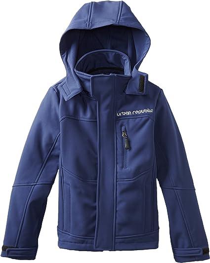 URBAN REPUBLIC boys Boys Soft Shell Jacket