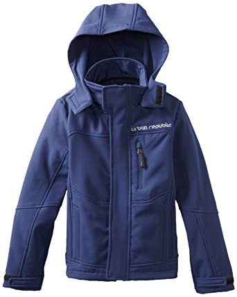 78499a429030 Amazon.com  Urban Republic Big Boys  Big Boy Soft Shell Jacket