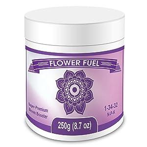 Flower Fuel 1-34-32, 250g - The Best Bloom Booster For Bigger