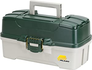 Plano One, Two, and Three Tray Tackle Box