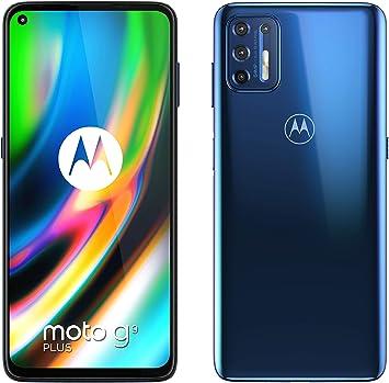Oferta amazon: Motorola Moto G9 Plus - 6.81