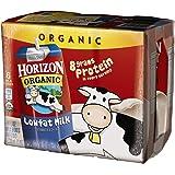 Horizon Organic, Low Fat Organic Milk Box, Plain, 8 Ounce (Pack of 6)