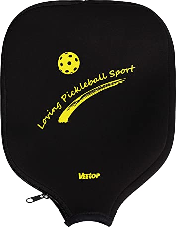 Amazon.com: Pickleball Raqueta Paddle Funda: Sports & Outdoors